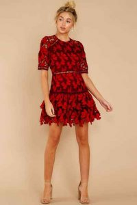Lively-flower-pattern-dress